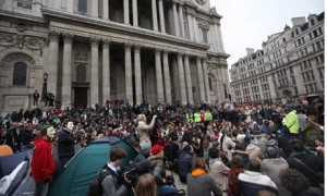 occupy protesters 2011