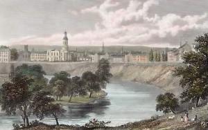 Salford Crescent, 1829
