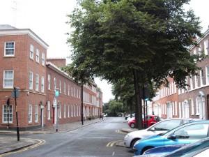 Manchester St John's Street